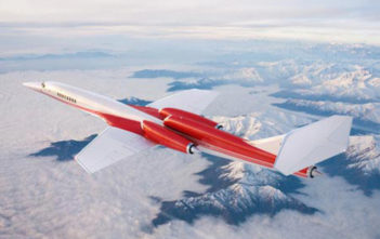 Aerion AS2 concept