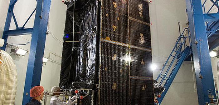 GPSIII satellite