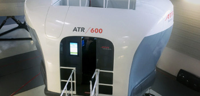 ATR simulator