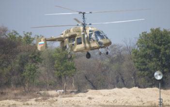 KA-226T helicopter