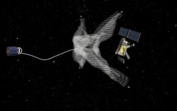 Remove Debris satellite
