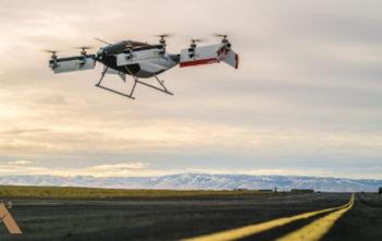 Vahana drone