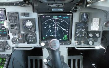 A cockpit