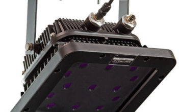 UV overhead lamp