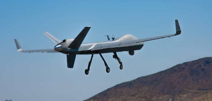 SkyGuardian drone