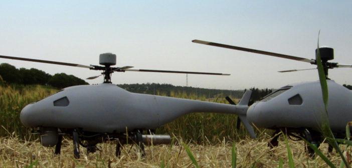 Black Eagle 50 drone