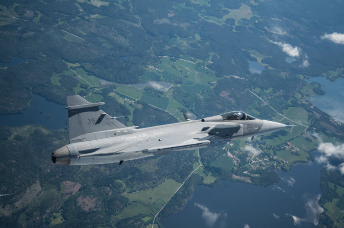 How hardware-in-the-loop was used to test the Gripen E
