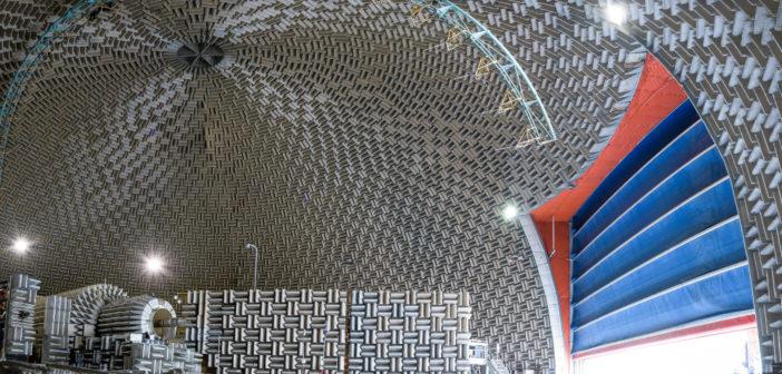 Aero Acoustic lab