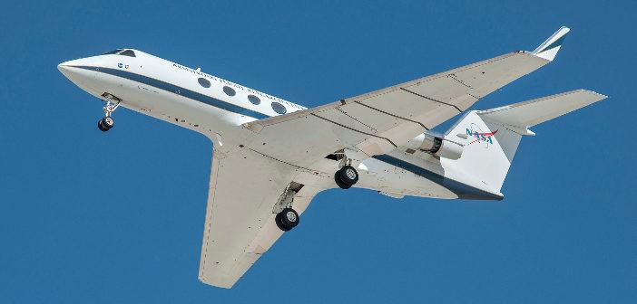 SCRAT aircraft