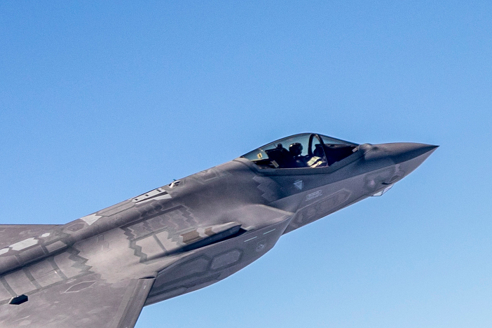 Farnborough 2018: F-35 to get upgrades as certification