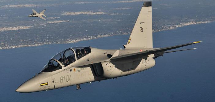 M-346 trainer jet