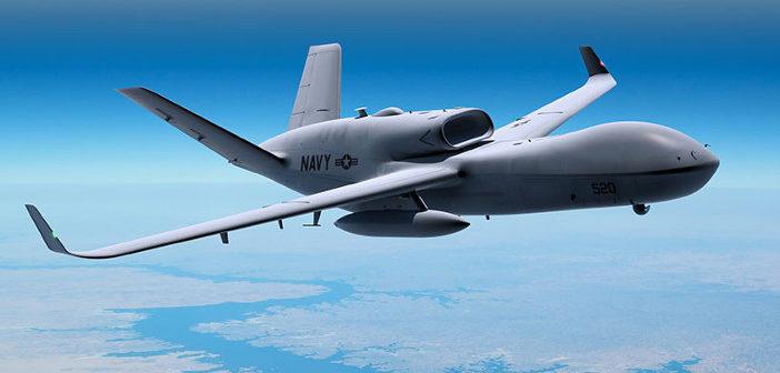 Stingray drone