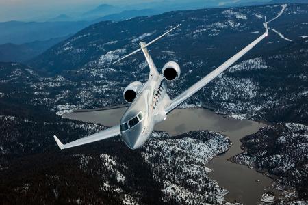 G500 aircraft