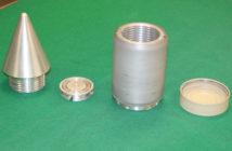 projectile casing
