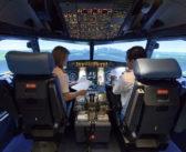 Tests show that high carbon dioxide levels impair pilots' flight performance