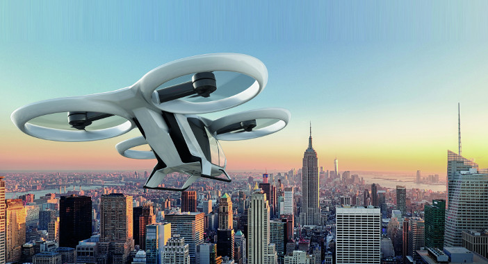 Cityscape Airbus