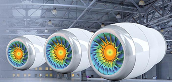 Engine and simulation digital twin