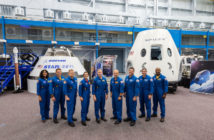 NASA commercial spacecraft crew