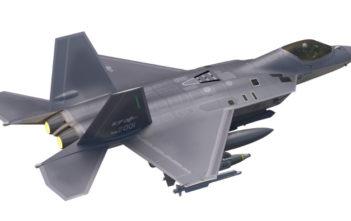 K-FX fighter jet