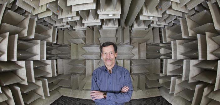 Professor Ron Miles, Binghamton University, New York, USA