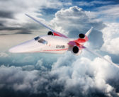 Aerion reveals test flight timetable for supersonic business jet