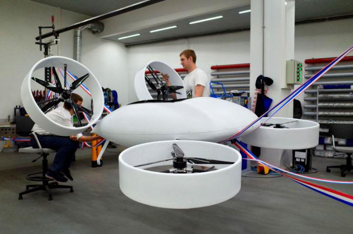 Russian air taxi prototype passes flight tests | Aerospace