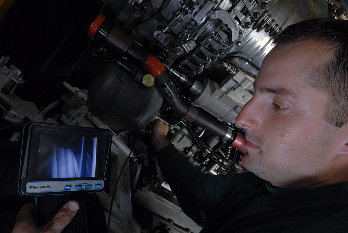 borescope test