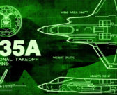 Lockheed Martin F-35 production line