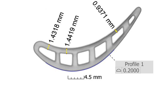 airfoil profile