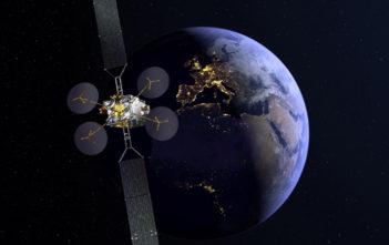 Eutelsat's Konnect satellite