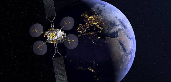 Eutelsat's Konnect satellite