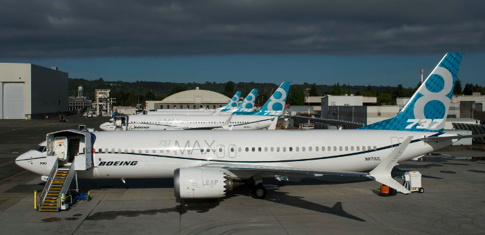 737 family aircraft
