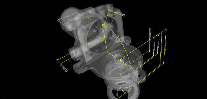 An introduction to x-ray computed tomography for dimensional metrology in aerospace