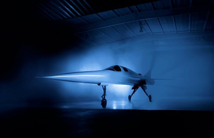 Boom SB1 aircraft