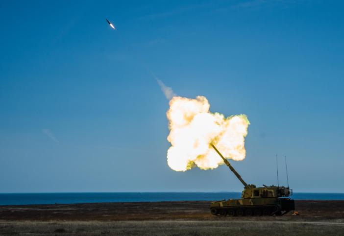 155mm ammo testing