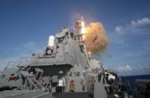 aegis missile launch