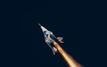 Virgin galactic flight