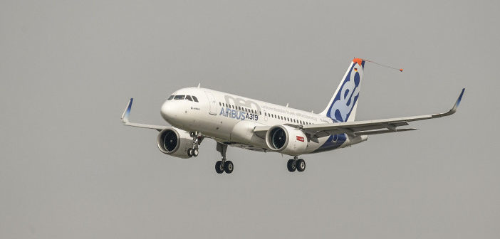 A319neo and LEAP-1A engines certified by FAA and EASA