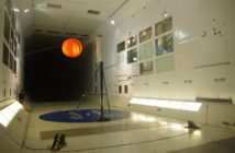 mars parachute testing
