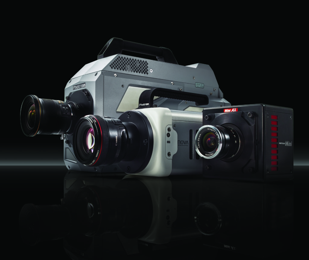 Our FASTCAM series offers cameras with megapixel resolution and performance to 21,000 frames per second (fps), as well as 4-megapixel cameras that produce ...