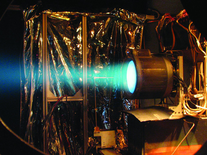 A T6 ion thruster