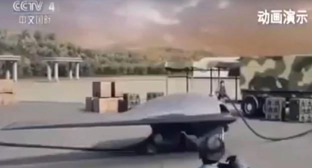 China's Sky Hawk drone makes first flight