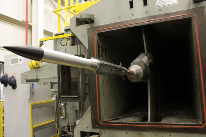 Raytheon completes wind tunnel tests for extended range AMRAAM