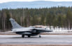 Rafale fighter in Finland