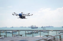 Skyways drone tests