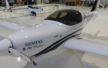 Bye Aerospace hangar