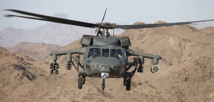 Sikorsky receives certification for S-70M to fight forest fires