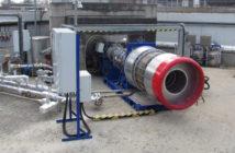reaction engine's pre-cooler testing