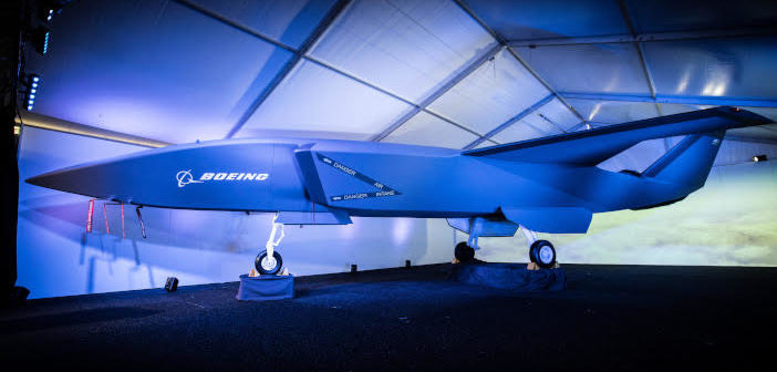 wingman drone