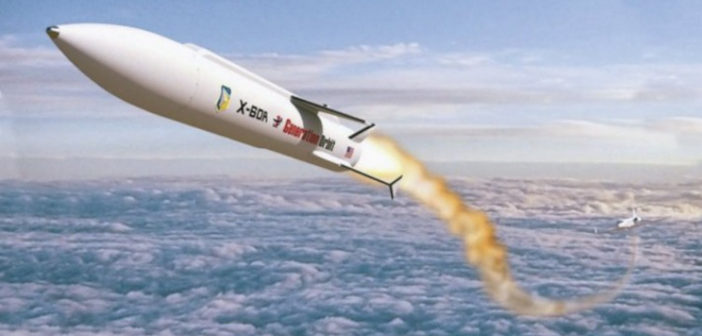 Engineers to start building first X-60A hypersonic rocket
